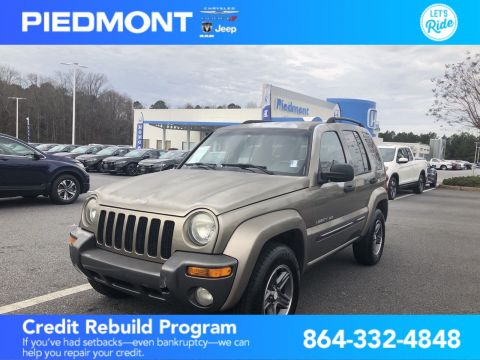 Pre-Owned 2004 Jeep Liberty 4dr Sport