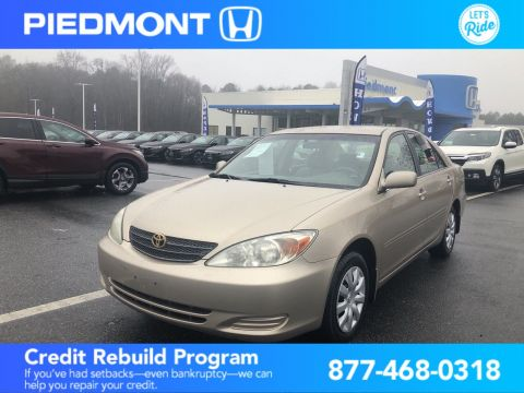 Pre-Owned 2003 Toyota Camry 4dr Sdn LE Auto