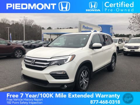 Certified Pre-Owned 2017 Honda Pilot EX-L AWD